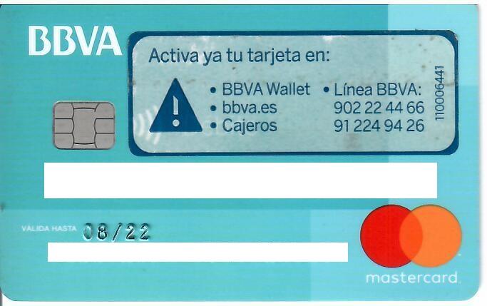 BBVA Card