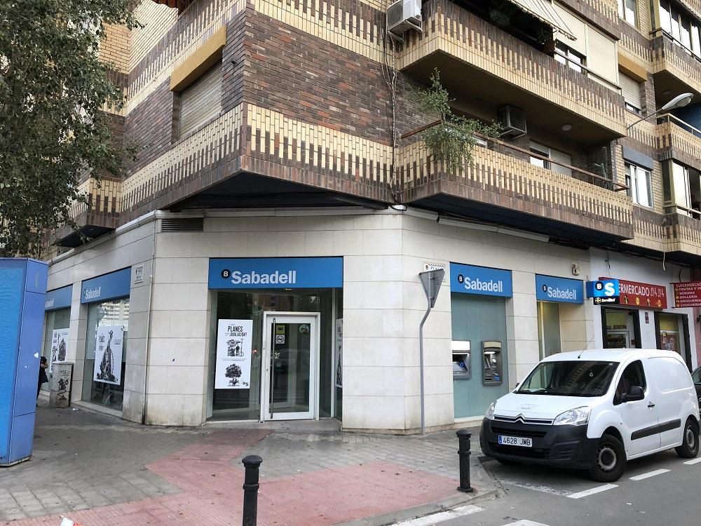 Santander bank Alicante