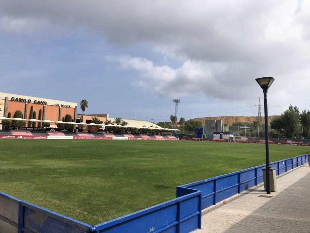 Stadion dla big fytbola