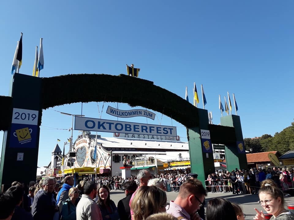 Octoberfest Munich